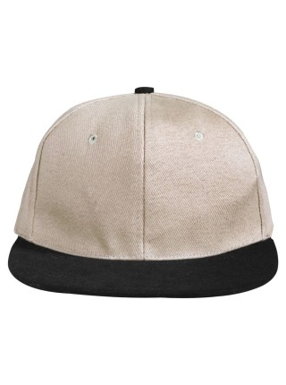 Бейсболка Heat серый/черный