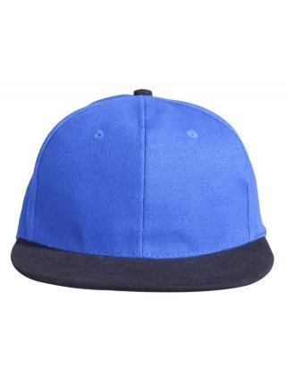 Бейсболка Heat синий/черный