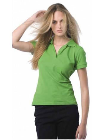 Рубашка Поло женская ПРЕМИУМ  T -190