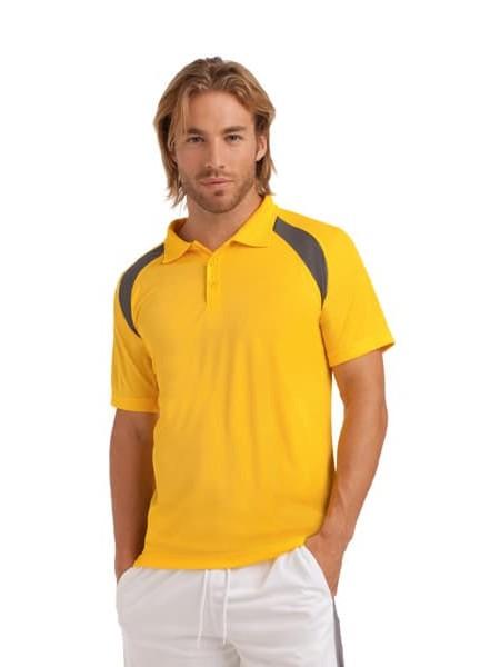7740 Рубашка поло мужская