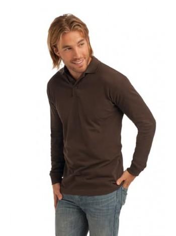 G110 Рубашка поло мужская