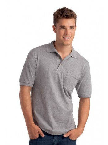 G137 Рубашка поло мужская