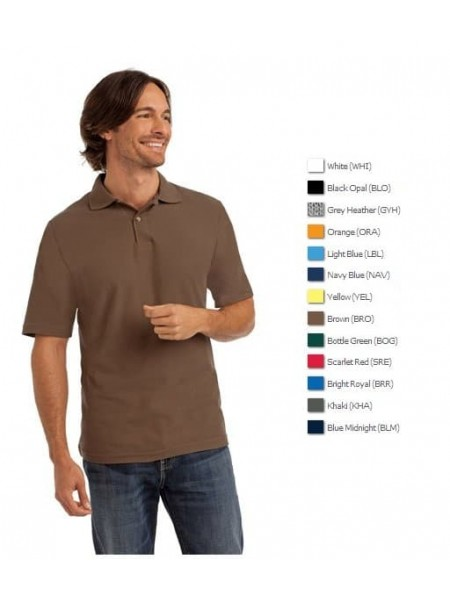 ST3000 Рубашка поло мужская