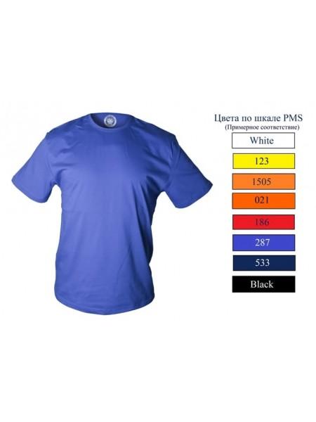 "PC145 футболка мужская ""Silver"""