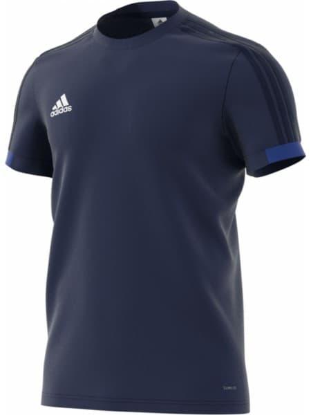 Футболка Condivo 18 Tee, темно-синяя
