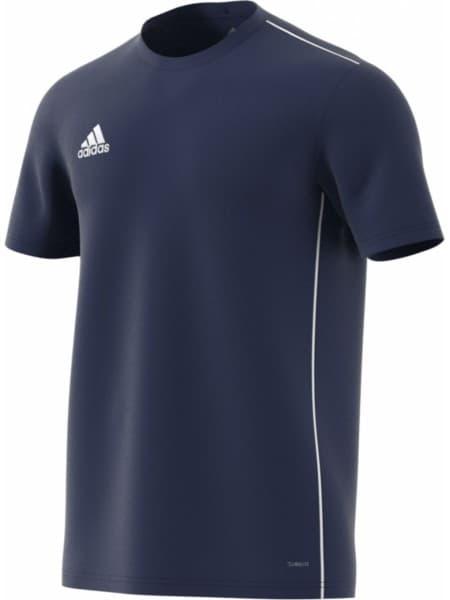 Футболка Core 18 JSY, темно-синяя
