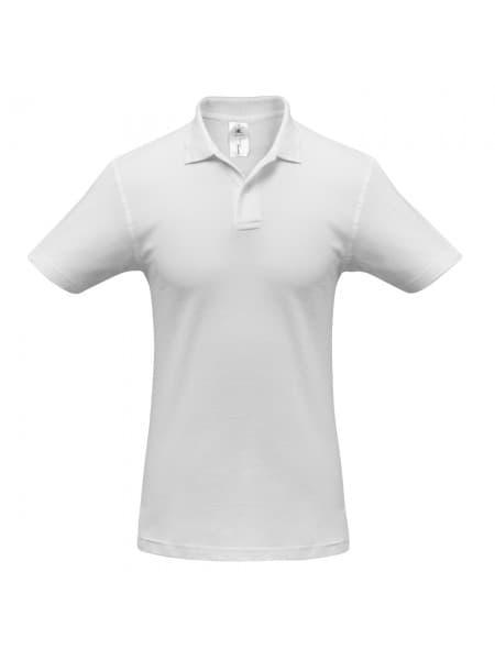 Рубашка поло ID.001 белая