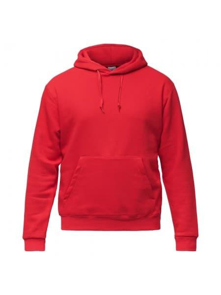 Толстовка Hooded красная
