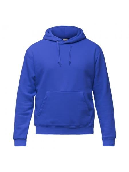 Толстовка Hooded ярко-синяя
