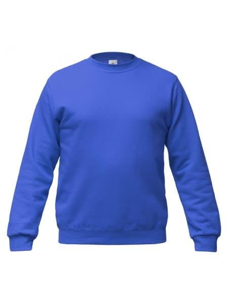 Толстовка ID.002 ярко-синий