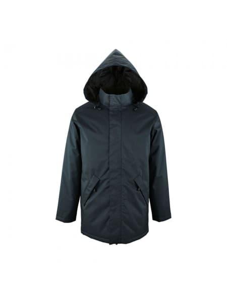 Куртка на стеганой подкладке ROBYN, темно-синяя