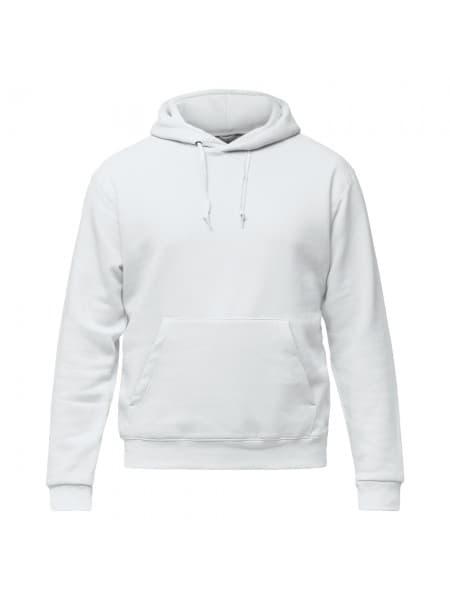 Толстовка Hooded белая
