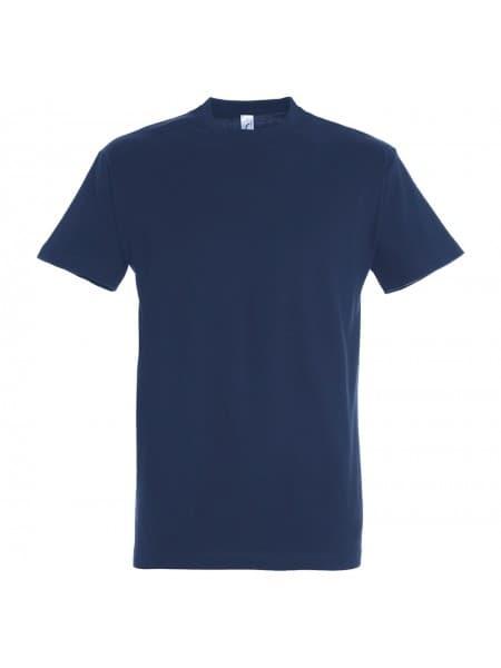 Футболка IMPERIAL 190, кобальт (темно-синяя)