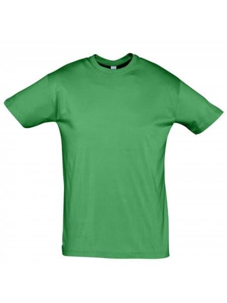 Футболка REGENT 150, ярко-зеленая
