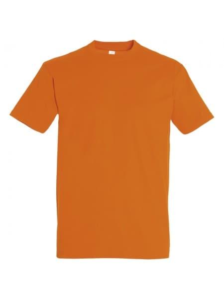 Футболка IMPERIAL 190, оранжевая
