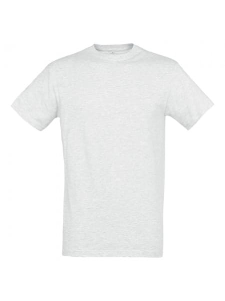 Футболка REGENT 150, светло-серый меланж