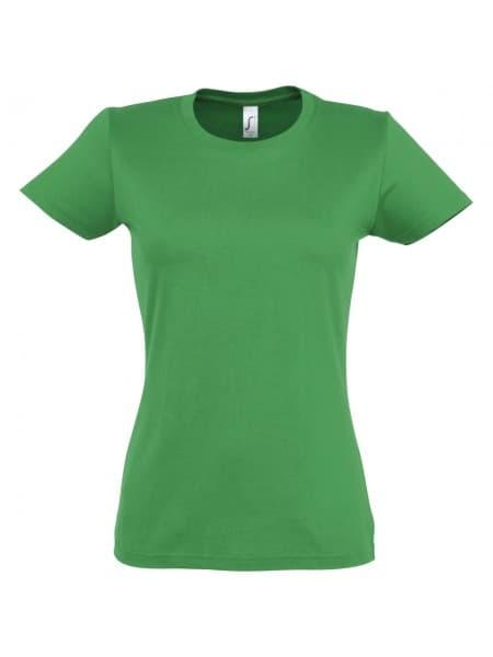 Футболка женская Imperial Women 190, ярко-зеленая