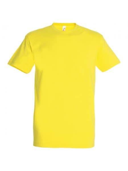 Футболка IMPERIAL 190, лимонная