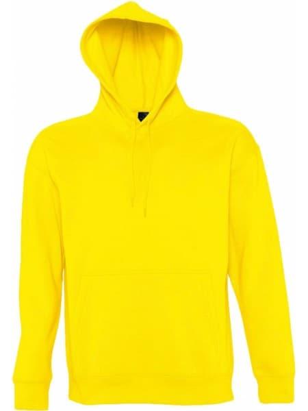 Толстовка с капюшоном SLAM 320, лимонно-желтая