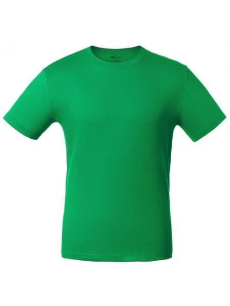 Футболка T-bolka 140, темно-зеленая