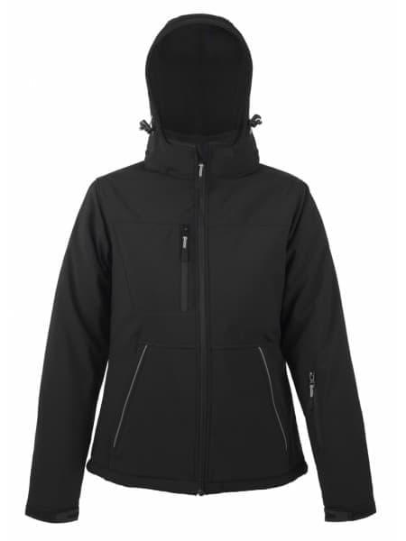 Куртка женская Rock Women, черная