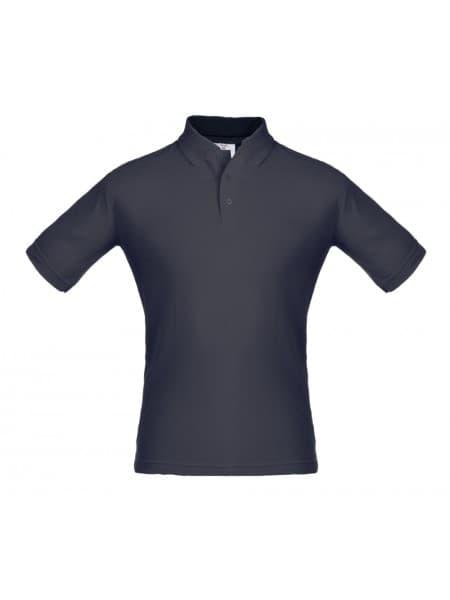 Рубашка поло Unit Virma, темно-синяя