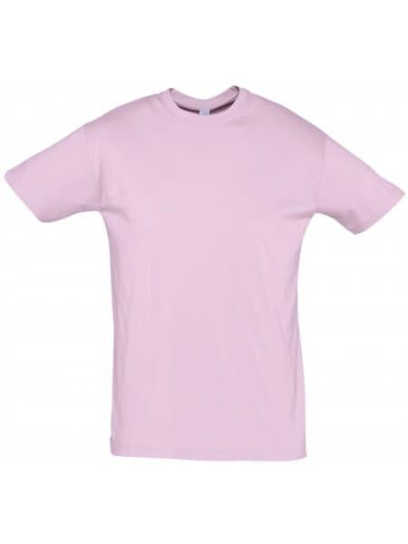 Футболка REGENT 150, розовая