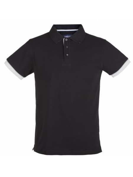 Рубашка поло мужская ANDERSON, черная