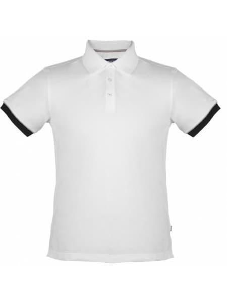 Рубашка поло мужская ANDERSON, белая