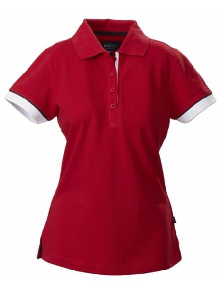 Рубашка поло женская ANTREVILLE, красная