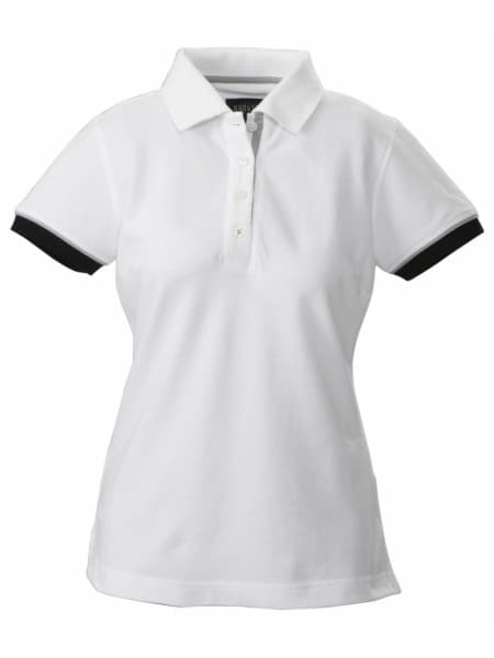 Рубашка поло женская ANTREVILLE, белая