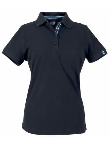 Рубашка поло женская AVON LADIES, темно-синяя