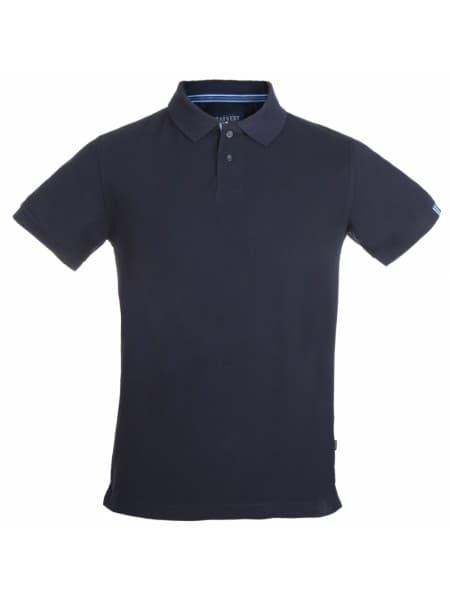 Рубашка поло мужская AVON, темно-синяя