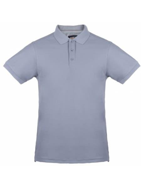 Рубашка поло мужская MORTON, голубая