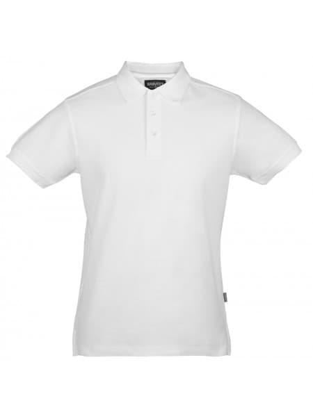 Рубашка поло мужская MORTON, белая
