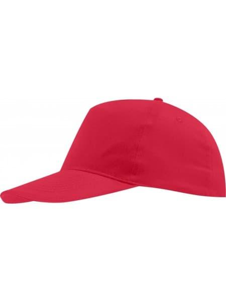 Бейсболка детская SUNNY KIDS красная