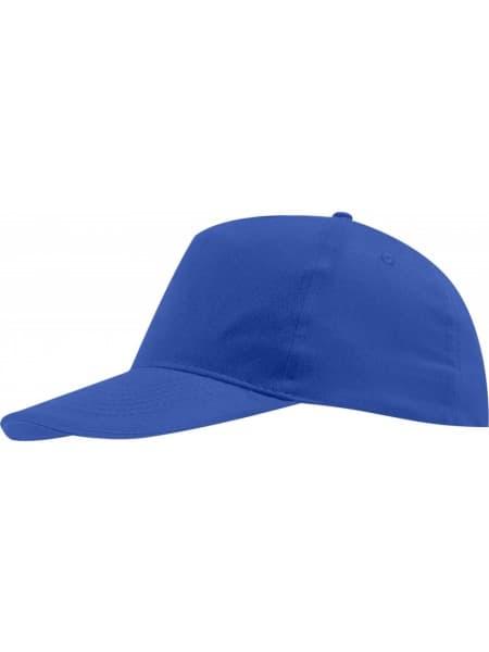 Бейсболка детская SUNNY KIDS ярко-синяя