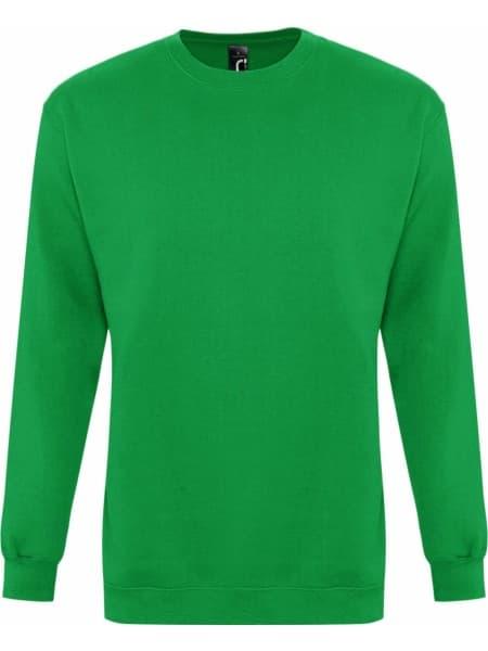 Толстовка SUPREME 280 ярко-зеленая