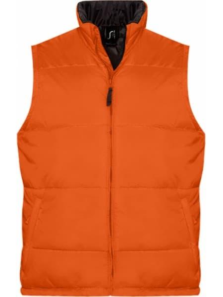 Жилет WARM оранжевый