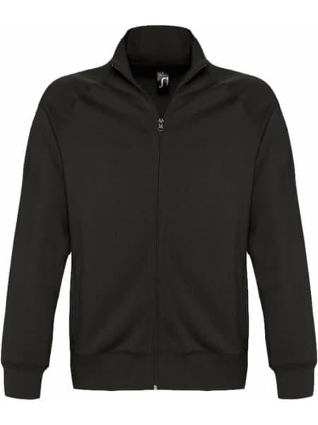 Толстовка мужская на молнии SUNDAE 280 черная