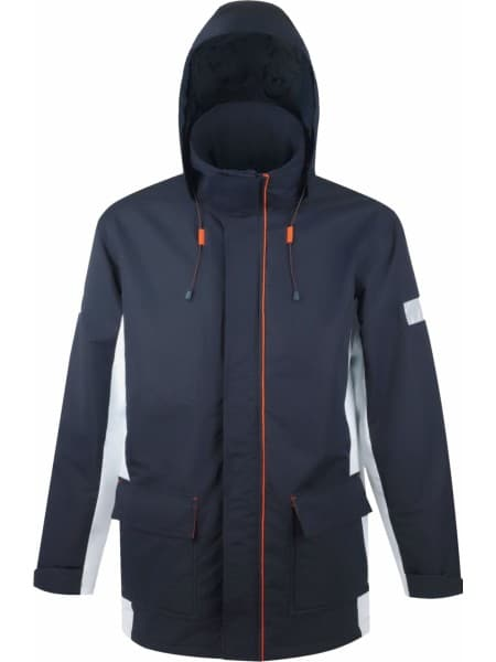 Куртка мембранная унисекс RAINBOW темно-синий