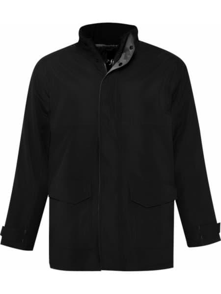 Куртка унисекс RECORD черная