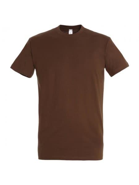 Футболка IMPERIAL 190, коричневая