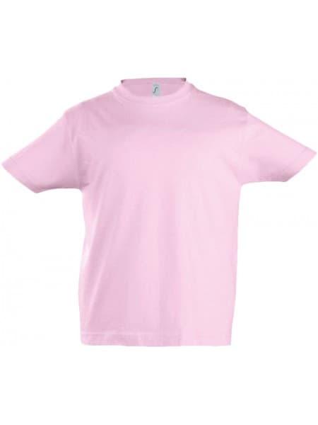 Футболка детская IMPERIAL KIDS, розовая