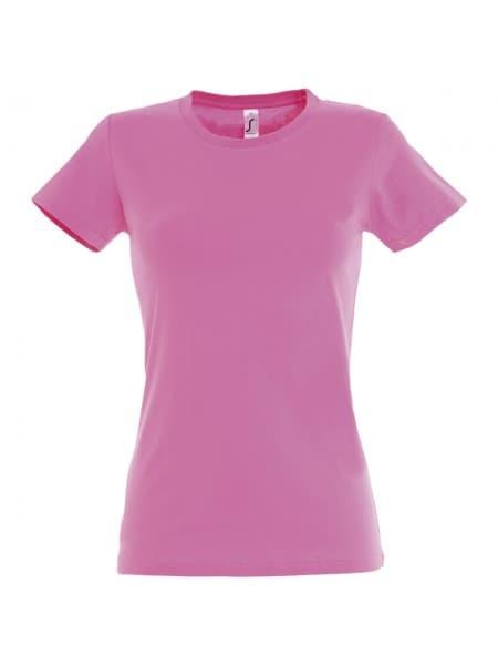 Футболка женская Imperial Women 190, розовая