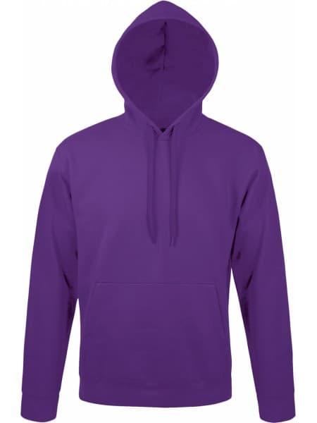 Толстовка с капюшоном Snake 280, темно-фиолетовая
