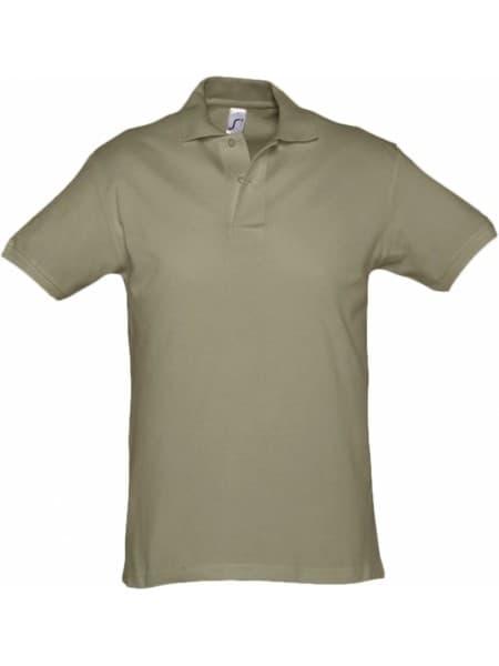 Рубашка поло мужская SPIRIT 240, хаки