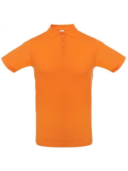 Рубашка поло Virma Light, оранжевая