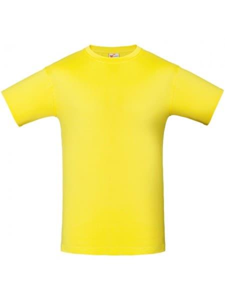 Футболка T-Bolka 160, темно-желтая