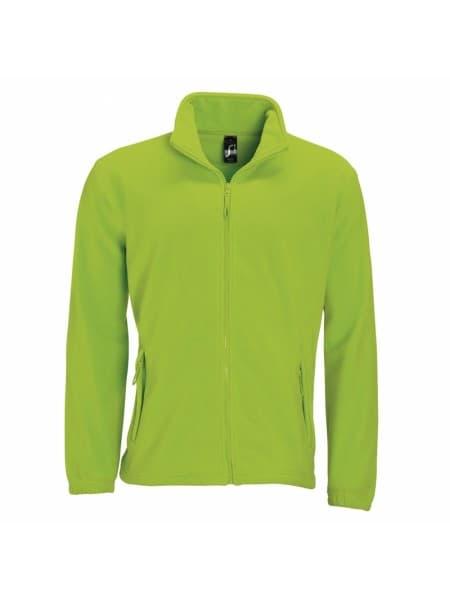Куртка мужская North 300, зеленый лайм